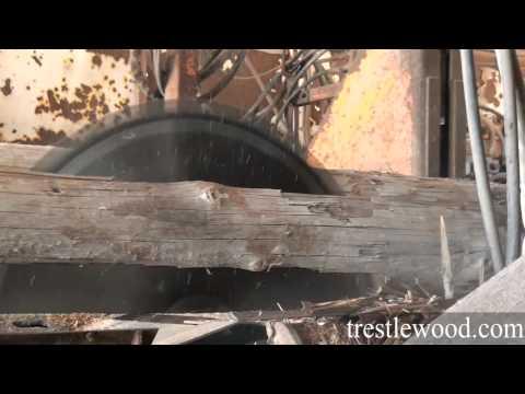 Promontory Point Reclaimed Wood Lumberyard