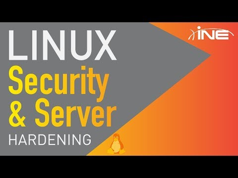 Linux Security & Server Hardening