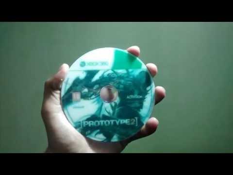 Xbox 360 - como Polir e recuperar CD - DVD Riscado