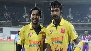 Chennai Rhinos Star Vishnu got Hatric For The First Time In CCL