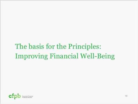Finex Webinar: Principles for Financial Education