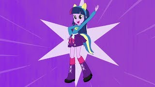 Equestria Girls - Hepling Twilight Win The Crown [Special] (With Lyrics)