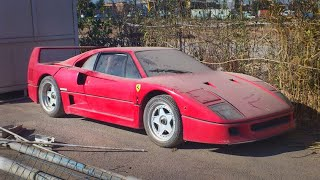 WE FOUND THE F40 IN IRAQ!!! | LTACY