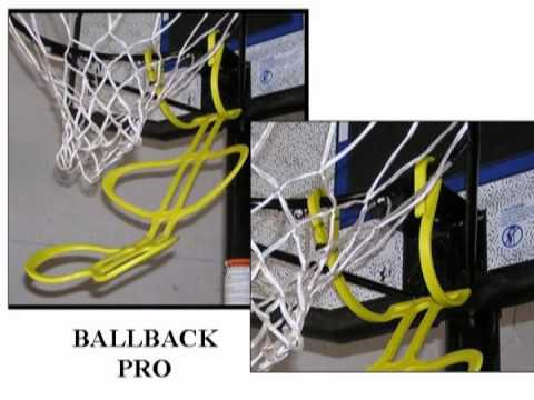 How To Install & Use A FreeThrowShooter Ball Return