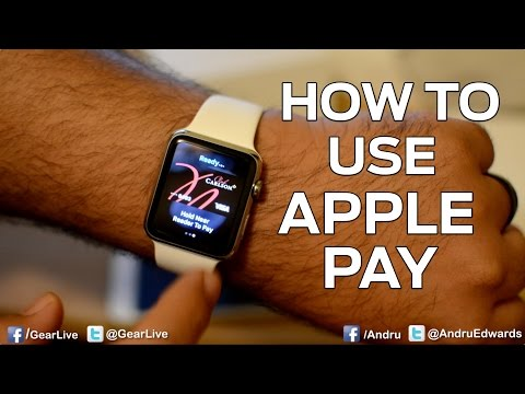 Apple Watch: How To Use Apple Pay