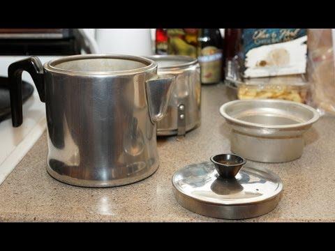 Drip-O-Lator Drip Coffee pot - 3-12-2013