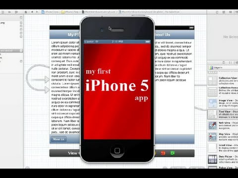 How to Make an iPhone 5 App in Xcode 4.5