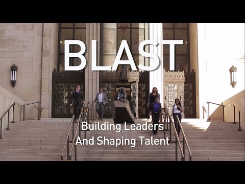 Our graduate recruitment programme→ #BLAST builds tomorrow's business leaders today.
