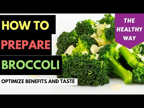 How to Steam Broccoli on Stove With or Without Steamer | Discover Healthiest Way to Cook Broccoli