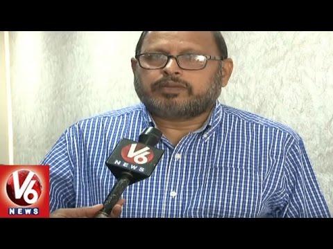 Visaka Industries Builds Model Office With V-Boards | Hyderabad | V6 News