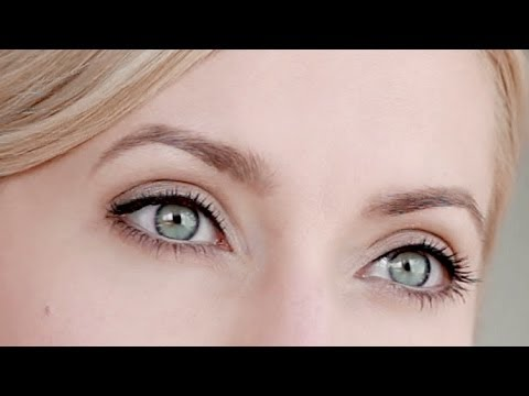 Natural eye makeup tutorial for everyday