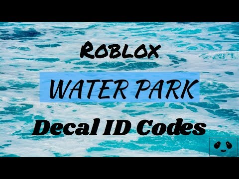 Water Park ID Codes: ROBLOX | Welcome to Bloxburg