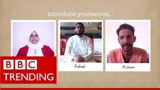 Life as a Saudi Comedian in Saudi Arabia - BBC TRENDING