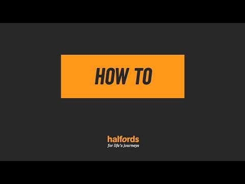 Halfords Advice Centre - How to Check Your Bike Before a Ride
