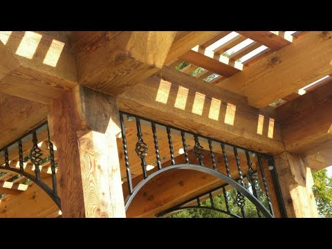 How To Build Pergolas And Arbors From Scratch