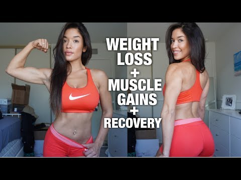 SUPPLEMENTS FOR WEIGHT LOSS, MUSCLE GROWTH & RECOVERY