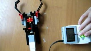 Lego Mindstorms EV3 Tutorial - Basic Grab & Lift building