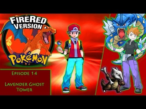Pokèmon - FireRed | Ep.14 | Lavender Ghost Tower