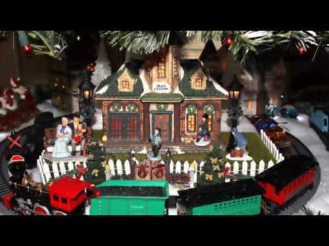 Christmas Tree Village Project 2017