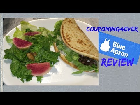 BLUE APRON MEAL SUBSCRIPTION SERVICE REVIEW