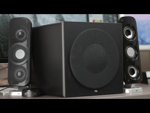 Cyber Acoustics CA-3908 Desktop Speakers - First Impressions
