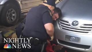 Video of Police Shooting Death of Alton Sterling Stirs Outrage | NBC Nightly News