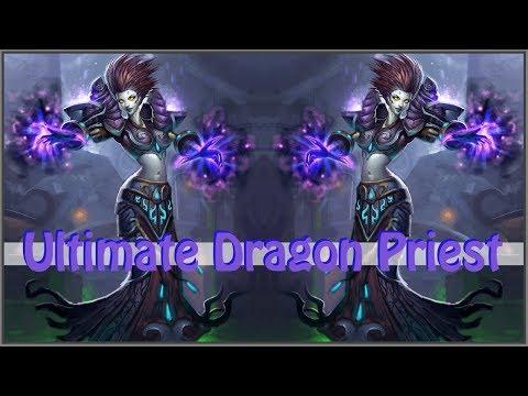 Ultimate Dragon Priest (Hearthstone Deck Showcase)