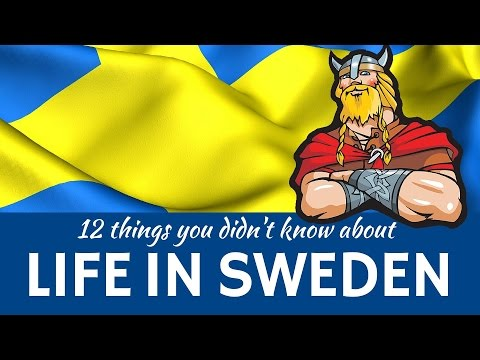 Sweden: 12 Interesting Facts and Presentation of Swedish Traditions