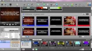 ProPresenter 5 - My First Presentation