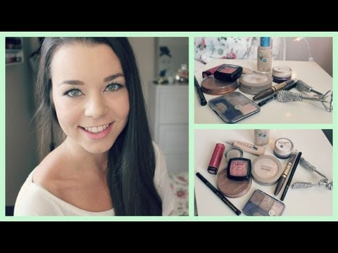 Makeup Routine for High School!