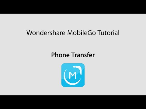 MobileGo: Transfer Data and Files Between Different Phones