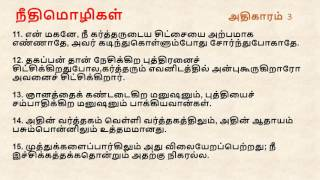 Proverbs Chapter 17 I Tamil Audio Bible - The Most Popular