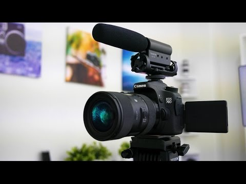 BEST Camera For Youtube Filming 2017!