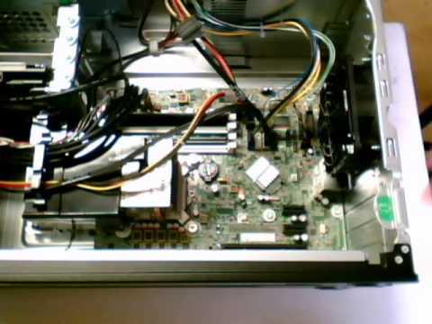HP Pro 6300 with GeForce GT 610 Customer Machine