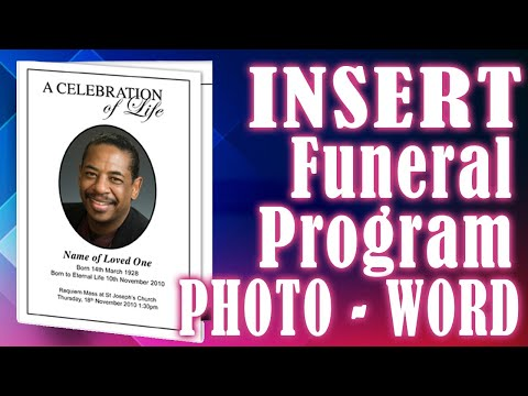 How to Insert a Photo or Text Box into Microsoft Word 2007