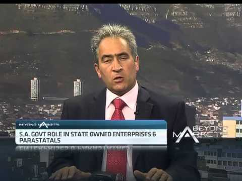 SA Government Role in State Owned Enterprises and Parastatals