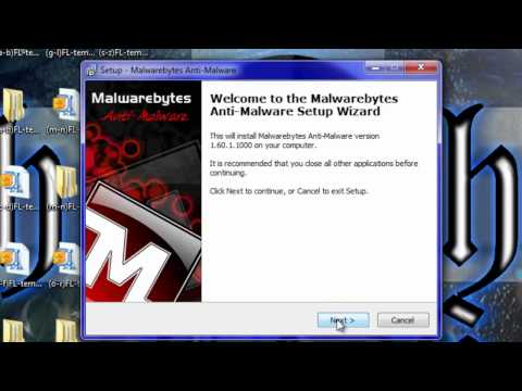 Security part 1: How to remove virus/malwares from your computer for FREE!