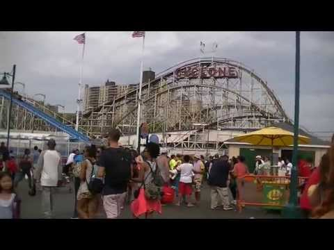 Freedom Tower and Coney Island part 1