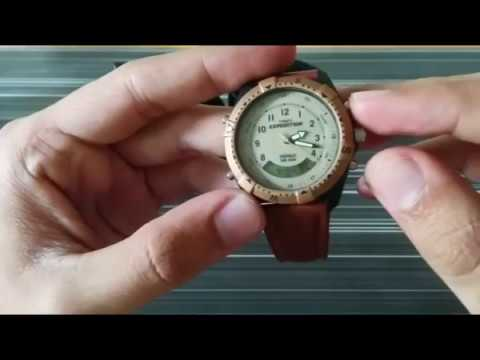 Unboxing the Timex Expedition MF13