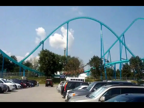 Leviathan - Canada's Wonderland Ride