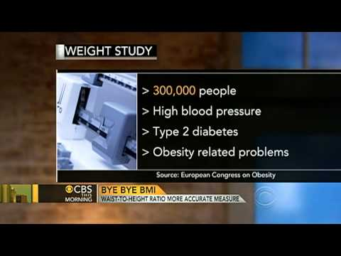BMI not the best measure of obesity: study