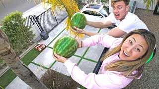Download LAST TO DROP THE WATERMELON WINS $10,000!! Video
