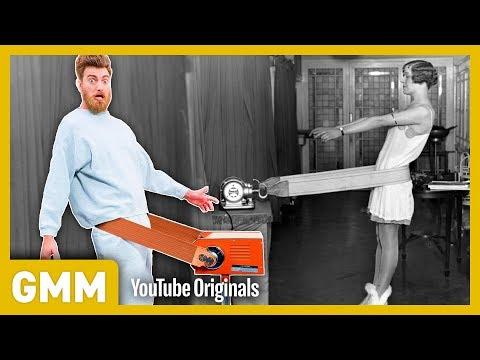 Vintage Vibrating Exercise Belt | RETURN IT OR BURN IT