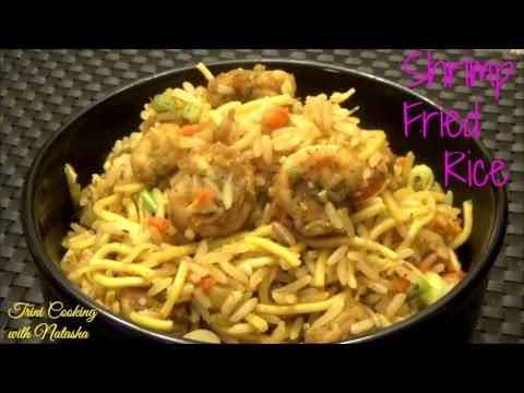 How to make Shrimp Fried Rice - Episode 287