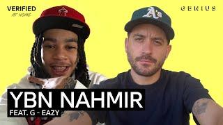 """YBN Nahmir & G-Eazy """"2 Seater"""" Official Lyrics & Meaning   Verified"""