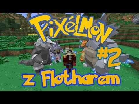 Pixelmon z Flotharem #2 - Farma Apicornów