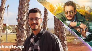 فيديو أول ظهور لشبيه الفنان سعد لمجرد بوجدة