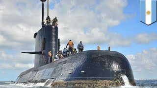 Argentine missing submarine: Search for ARA San Juan hampered by bad weather - TomoNews