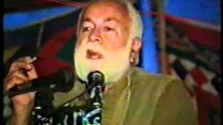 A Historical Speech Delivered By Baloch National Leader Nawab Kher Baksh Marri