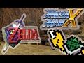 Zelda Ocarina Of Time Gerudo Valley Mega Man X Remix